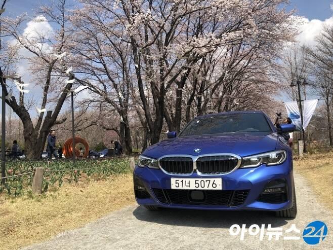 BMW 뉴 330i 럭셔리 라인 [한상연 기자]
