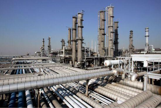국내 석유화학업계 한 생산시설. 자료사진.