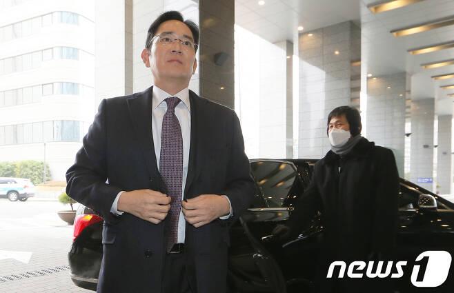 이재용 삼성전자 부회장/뉴스1 © News1