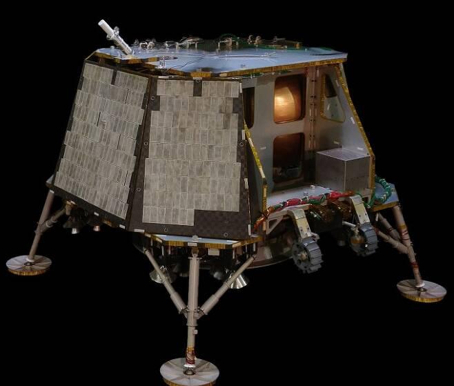 오빗 비욘드는 ′Z01′이라 임시로 이름붙인 달 착륙선을 2020년 9월에 달로 보낼 계획이다. 오빗 비욘드 제공