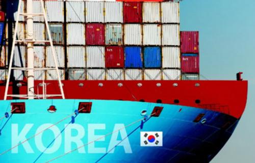 우리나라의 한 수출 선박. 세계일보 자료사진