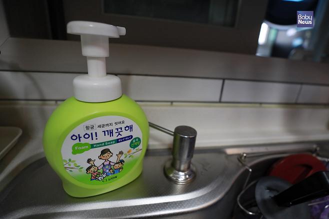 온라인 맘카페들을 중심으로 라이온코리아가 만드는 손세정제 '아이! 깨끗해'가 일본기업의 제품이라며 대체품을 찾기 위한 정보를 공유하고 불매 움직임이 활발해지고 있다. 김재호 기자 ⓒ베이비뉴스