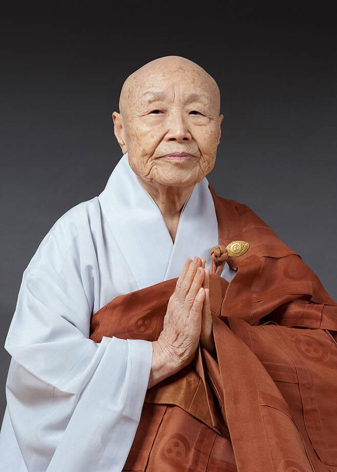 광우 스님.(대한불교조계종 제공)© 뉴스1