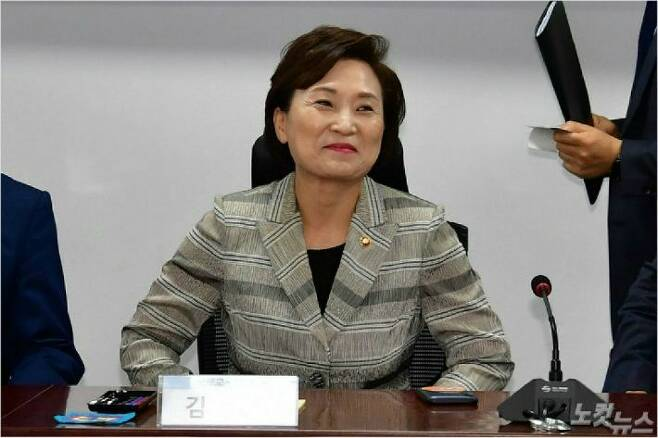 김현미 국토교통부 장관. (사진=윤창원 기자)