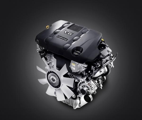 기아차 '모하비 더 마스터' 3.0L V6 디젤엔진