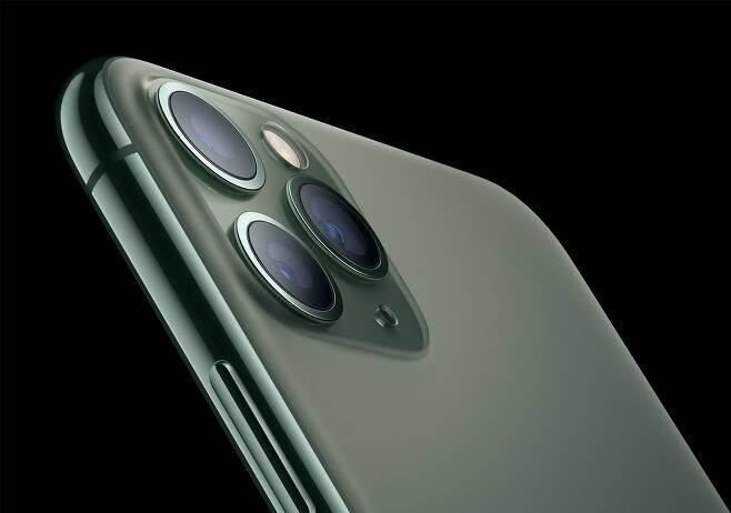 신형 아이폰11 제품 이미지(애플 제공) © 뉴스1