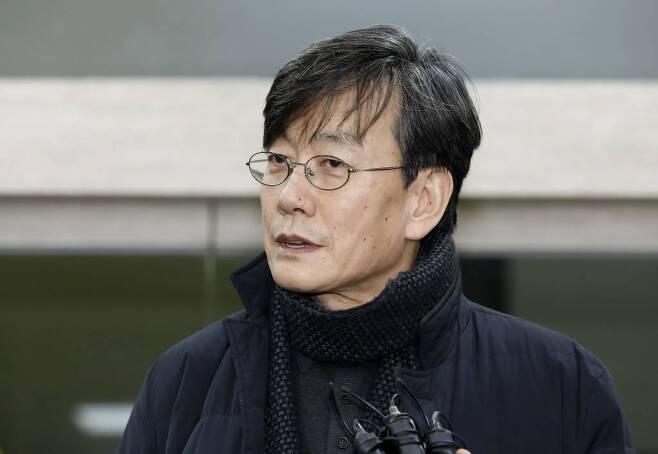 손석희 JTBC 대표이사 사장. 2019-02-17 /사진=뉴시스