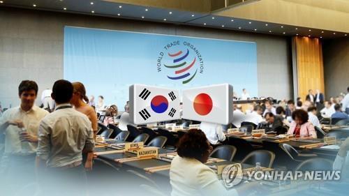 정부, WTO에 '日수출규제' 제소 (CG)