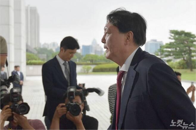 윤석열 검찰총장 (사진-박종민 기자)