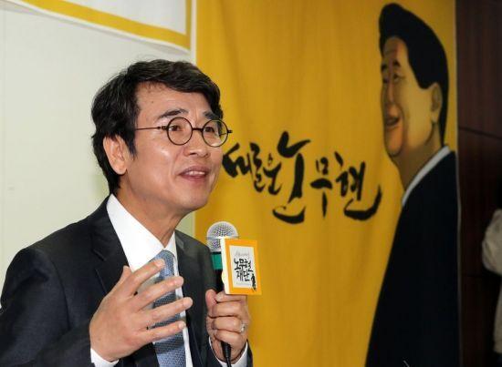 유시민 노무현재단 이사장 [이미지출처=연합뉴스]