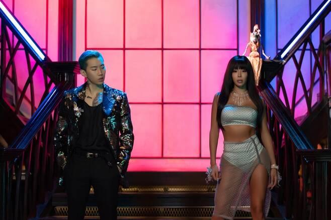 1일(금), 제시 디지털 싱글 'Drip' 발매 | 인스티즈
