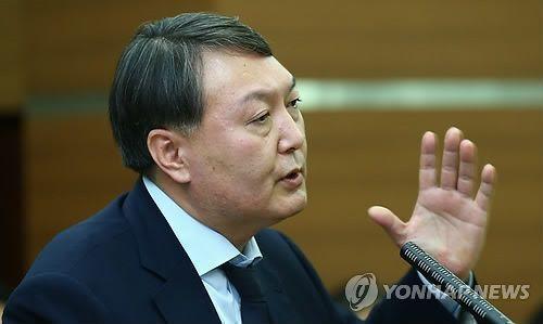 윤석열 검찰총장 [이미지출처=연합뉴스]