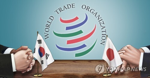정부, '지소미아 종료 통보' 효력 정지…WTO제소 중단 (PG) [장현경 제작] 일러스트