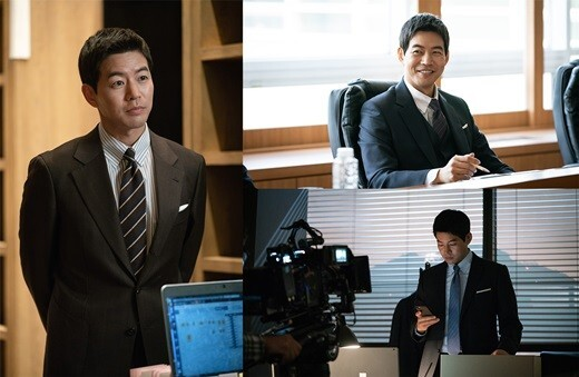 배우 이상윤이 SBS 월화극 'VIP'종영소감을 전했다. ⓒSBS