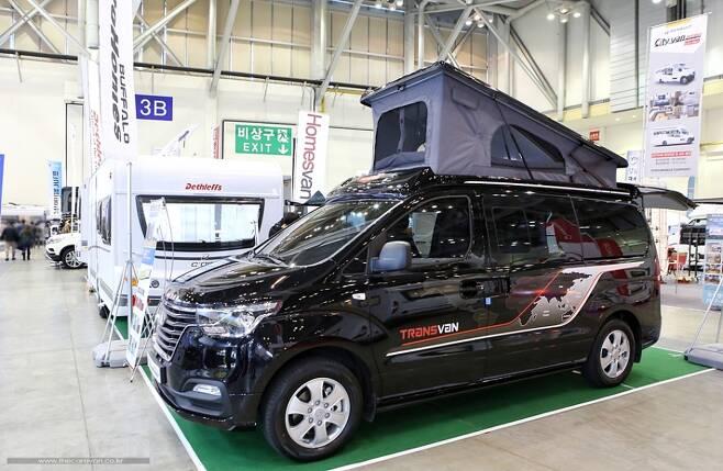 버팔로 오토홈스가 만든 트랜스밴(TRANS VAN)
