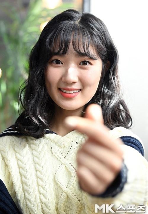 배우 김혜윤이 MK스포츠와 인터뷰를 진행했다. 사진=옥영화 기자