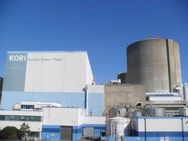 1978년 상업운전을 시작한 뒤 2017년 6월 영구적으로 가동을 멈춘 고리 1호기 원자력발전소. 고리 1호기는 2022년 해체를 시작한다./사진제공=한국수력원자력