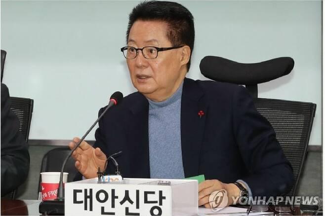 대안신당 박지원 의원 (사진=연합뉴스)