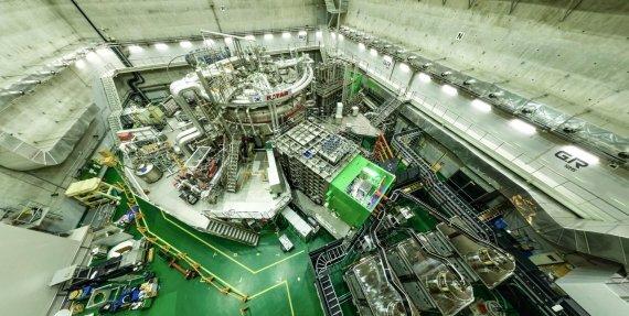 KSTAR주장치. 핵융합연구소 제공