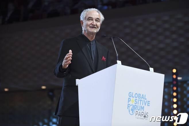 프랑스 대석학 자크 아탈리. © AFP=뉴스1