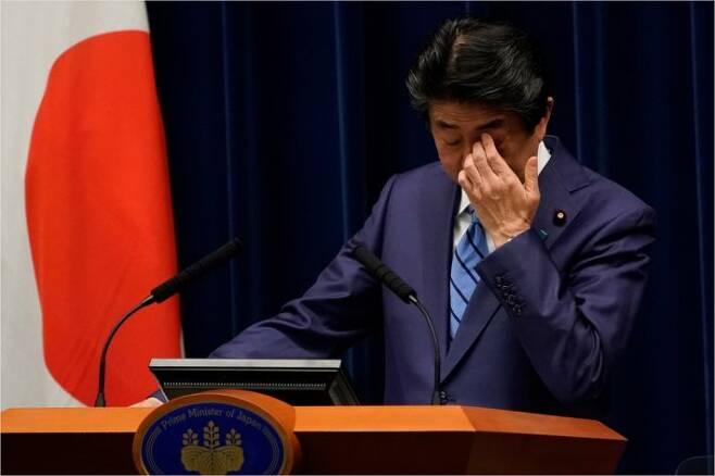 아베 신조 일본 총리 (사진=연합뉴스)