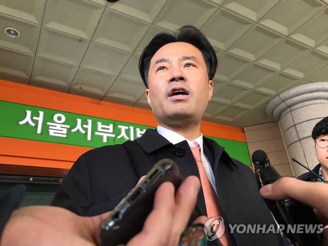 프리랜서 기자 김웅(50) 씨 [촬영 김정진]