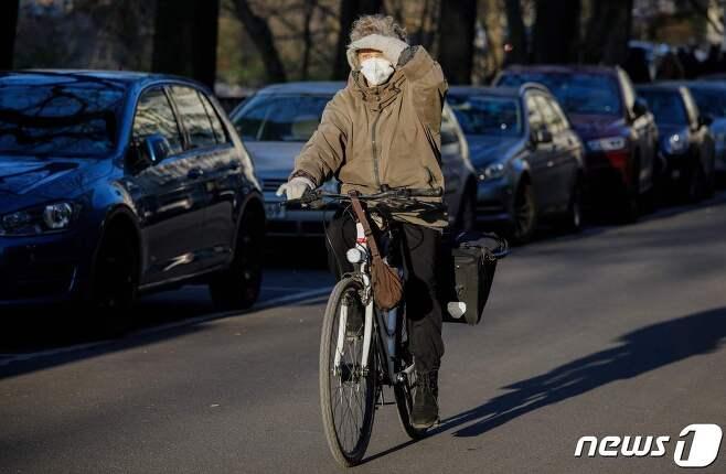 독일의 한 거리. © AFP=뉴스1