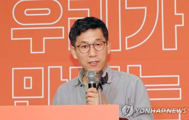 진중권 전 교수 [연합뉴스 자료사진. 재판매 및 DB 금지]