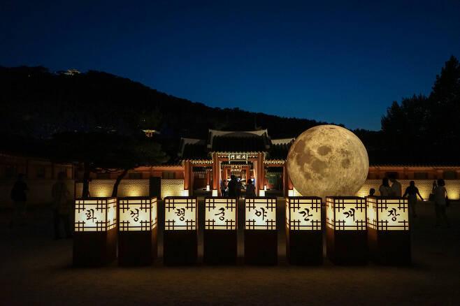 화성행궁 야간개장. 이하 한국관광공사 제공