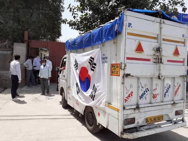 인도선교사, 코로나 속 빈민구제 앞장