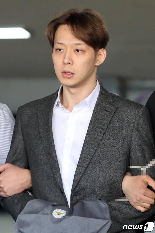 박유천/뉴스1 © News1 조태형 기자