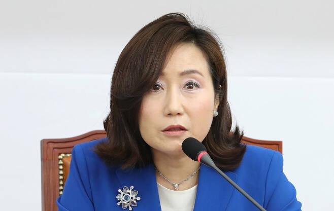 전주혜 미래한국당 당선인. [연합]
