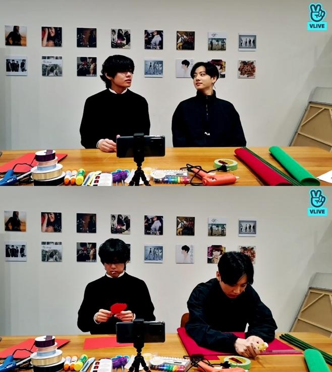 그룹 방탄소년단(BTS), 뷔 정국