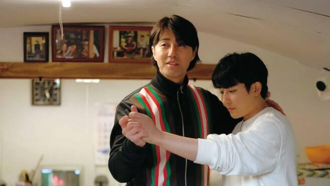 tvN 《삼시세끼》 어촌편5의 한 장면 ⓒtvN