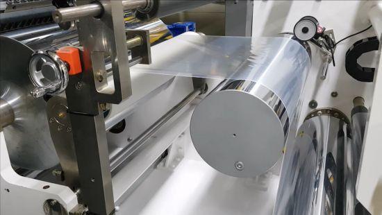 KIST-효성화학(주) 공동개발한 폴리케톤 고분자 기반의 고차단성 패키징 필름 신소재를 제작하고 있다.