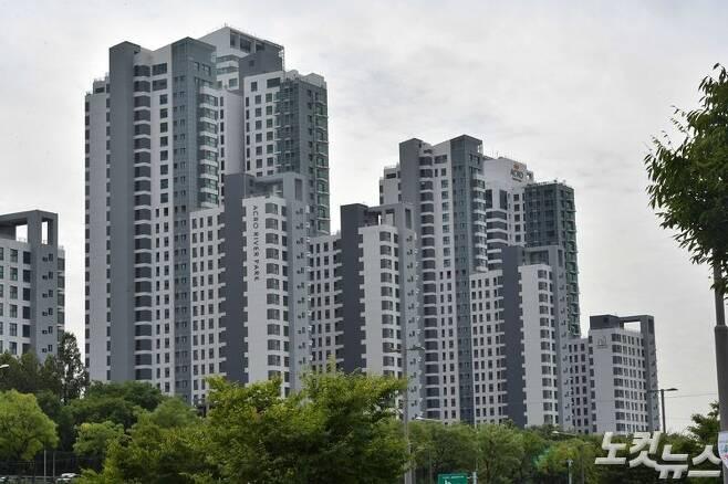 서울 서초구의 한 아파트 (사진=박종민 기자/노컷뉴스 자료사진)