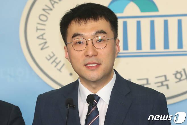 김남국 더불어민주당 의원. 2020.2.7/뉴스1 © News1 임세영 기자