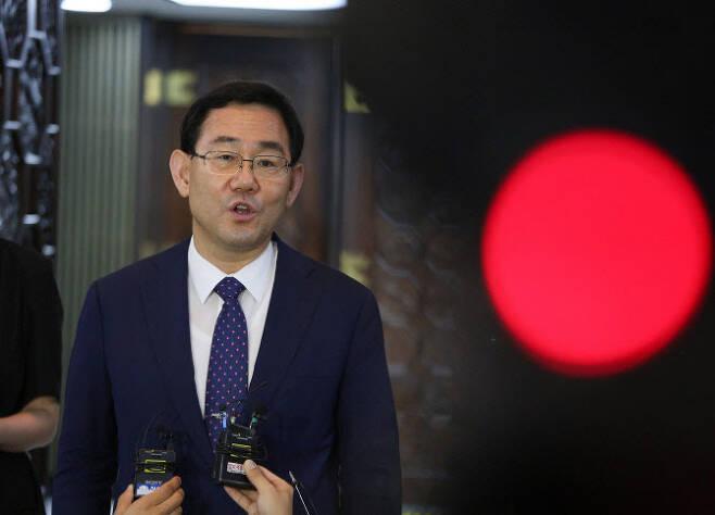 주호영 미래통합당 원내대표 (사진=뉴스1)