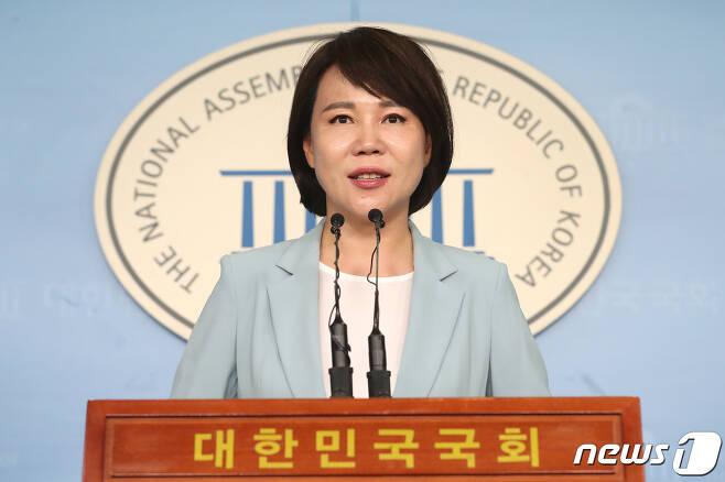 전현희 전 더불어민주당 의원. /뉴스1 © News1 임세영 기자