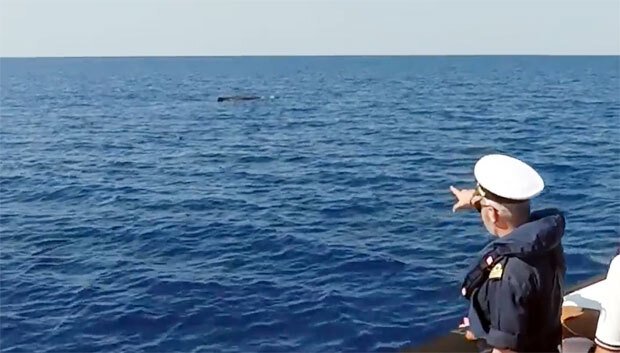 사진=이탈리아 해안경비대