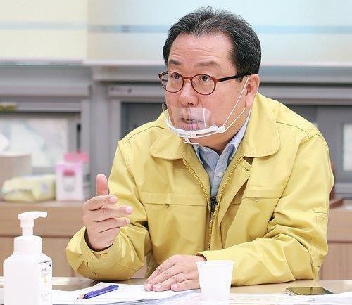 조광한 경기 남양주시장 [연합뉴스 자료사진]