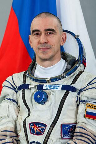국제우주정거장에서 개헌투표에 참여한 러시아 우주인 아나톨리 이바니신. /러시아 연방우주공사