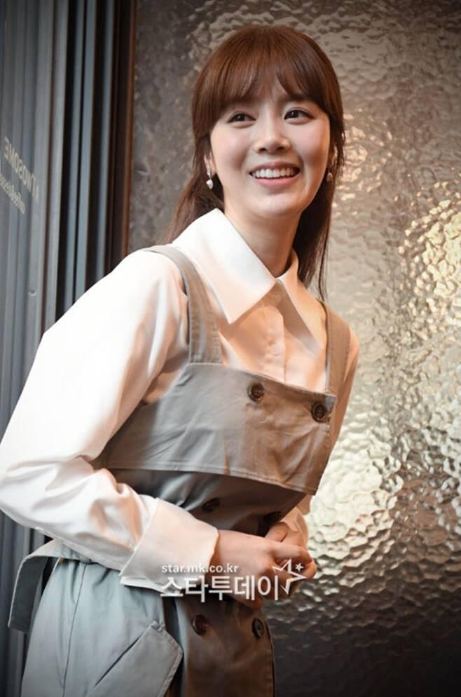 신고은은 오래오래 배우로 쭉 활동하고 싶다고 포부를 밝혔다. 사진| 유용석 기자