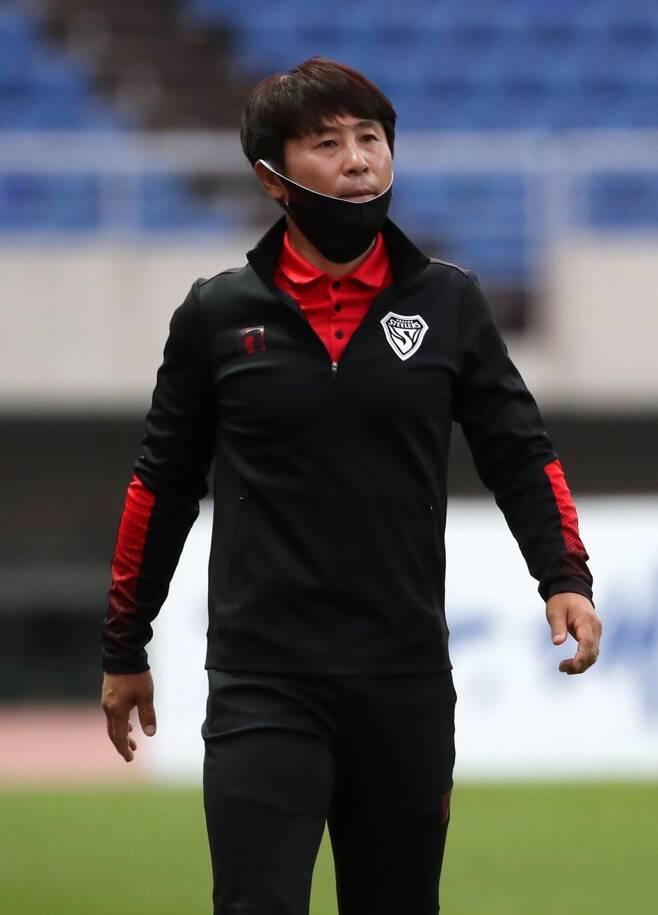 ▲ 김기동 감독 ⓒ연합뉴스