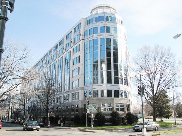 미국 워싱턴DC에 있는 국제무역위원회(ITC) 본부. 위키피디아
