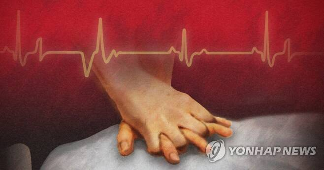 심폐소생술(PG) [제작 이태호] 사진합성, 일러스트