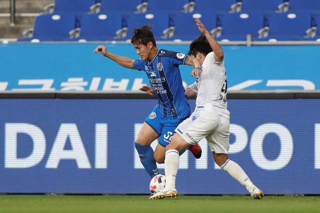 ◇울산 홍 철. 사진=한국프로축구연맹