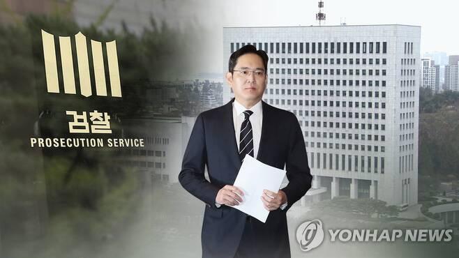 이재용 삼성전자 부회장 (CG) [연합뉴스TV 제공]