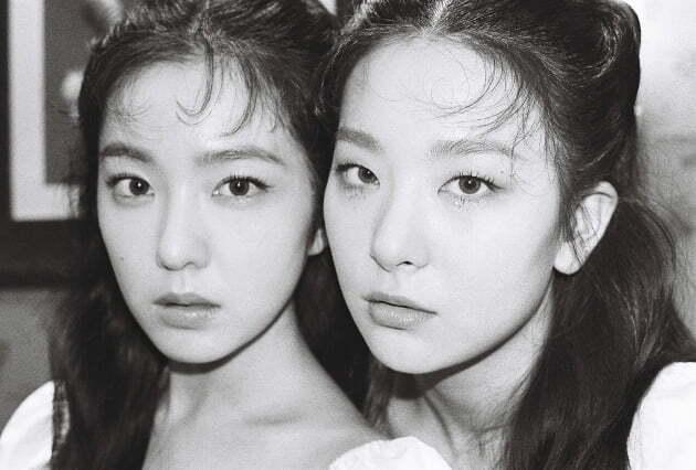 레드벨벳-아이린&슬기  / 사진제공=SM엔터테인먼트