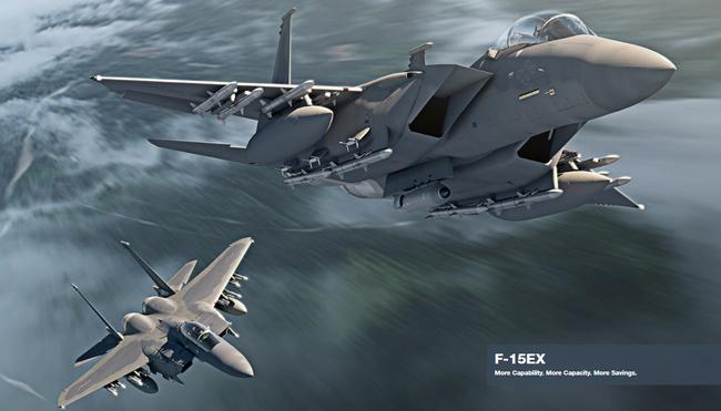 F-15EX는 가성비가 뛰어난 전투기로 평가받는다. [동아db]